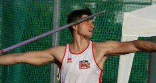 Sansoni vince il giavellotto al Gotti con 61.09