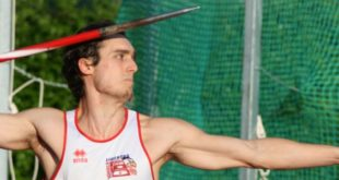 Francesco e Sofia salgono sul podio dei Campionati Italiani Junior